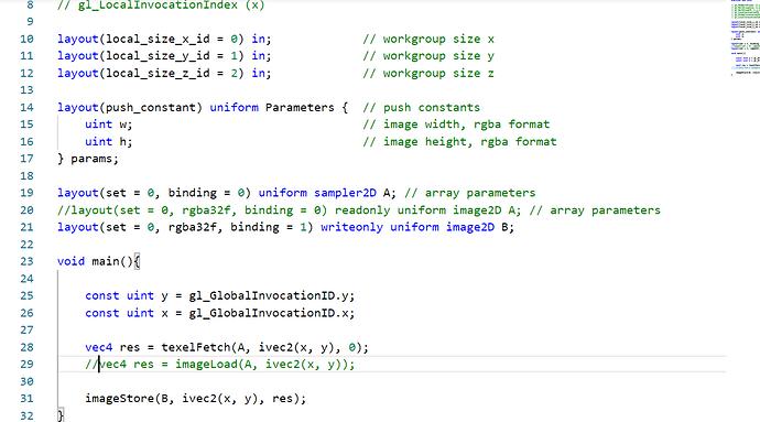 vk code